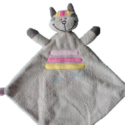 tutpopje kat met naam