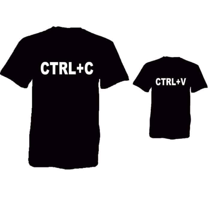 Vader-zoon T-Shirts CTRL