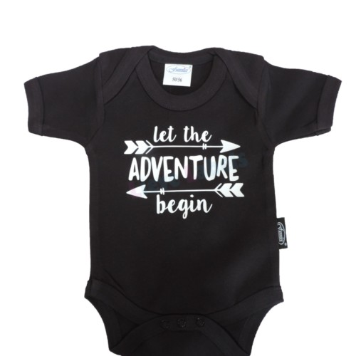 Romper - Let the Adventure begin