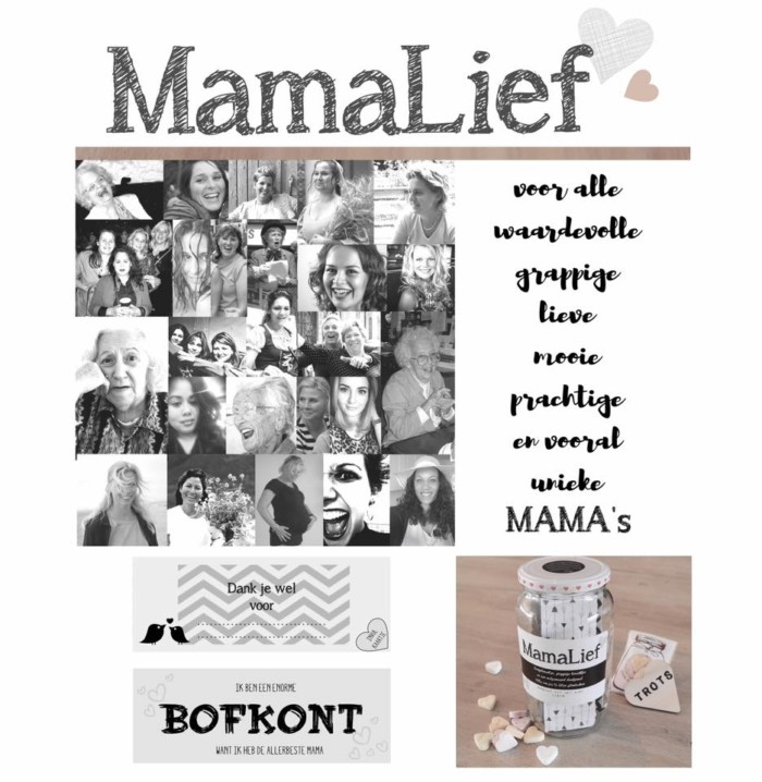 Kletspot - mama editie