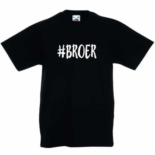 Shirt #Broer