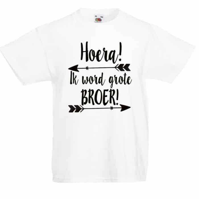 Shirt Hoera Broer