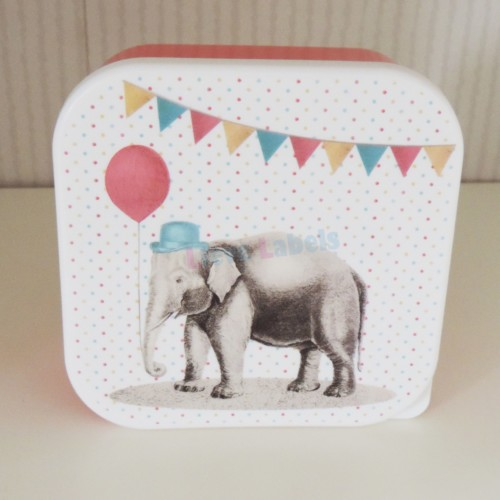 Snackbox Party Animals Olifant