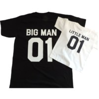 Vader-zoon T-Shirts Big ManVader-zoon T-Shirts Big Man