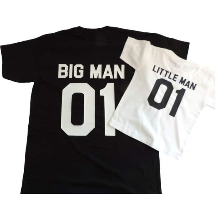 Vader-zoon T-Shirts Big ManVader-zoon T-Shirts Big Man