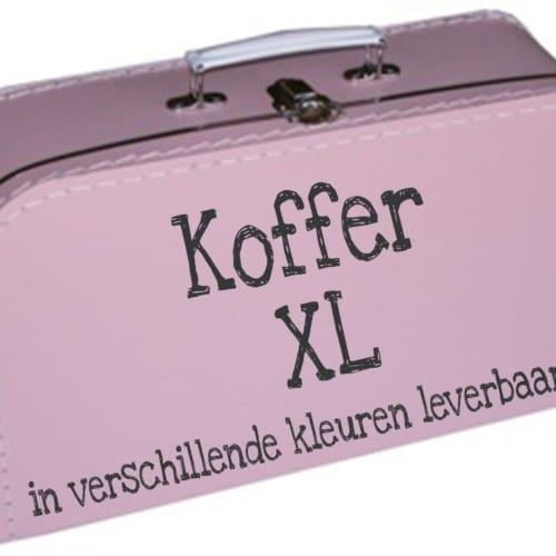 Koffertje XL