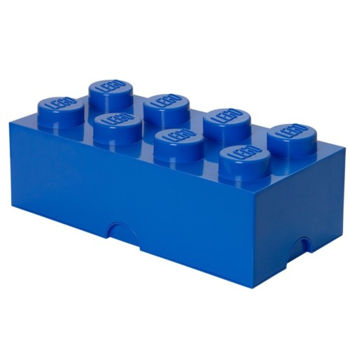 LEGO Opbergbox - Blauw