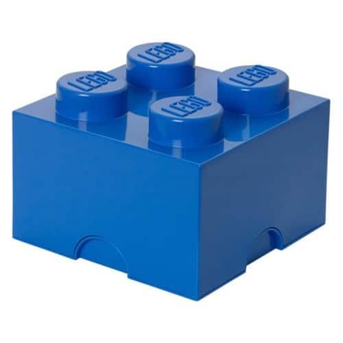 LEGO Opbergbox klein - Blauw