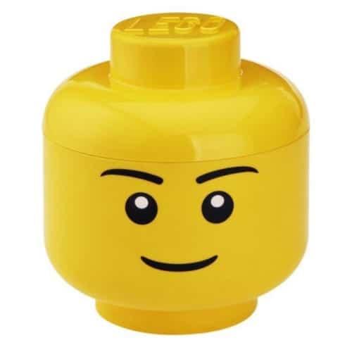 Lego OpbergHoofd - Boy