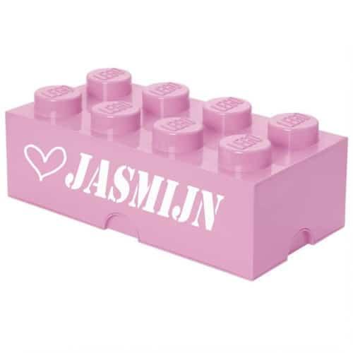 Lego roze