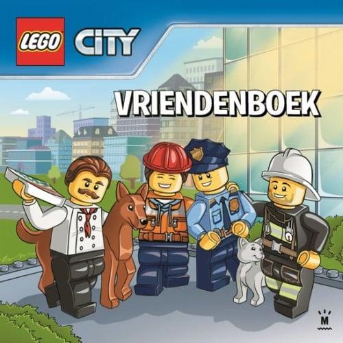 Vriendenboek - LEGO City