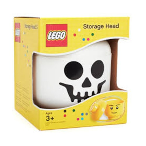 Lego opberghoofd Head Skeleton- S