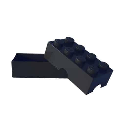 LEGO Lunchbox zwart