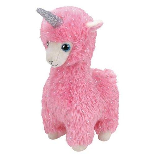 Ty Beanie Boo Alpaca-Eenhoorn Lana 15 cm