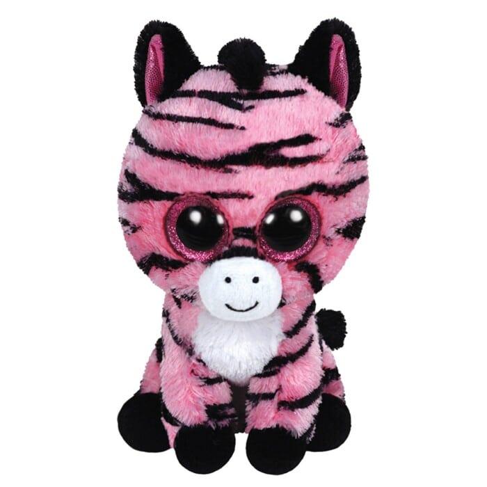 TY Beanie Boo Zoey Zebra Knuffel 15cm