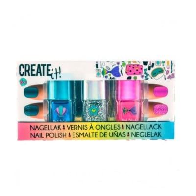 Create It! Zeemeermin Nagellak