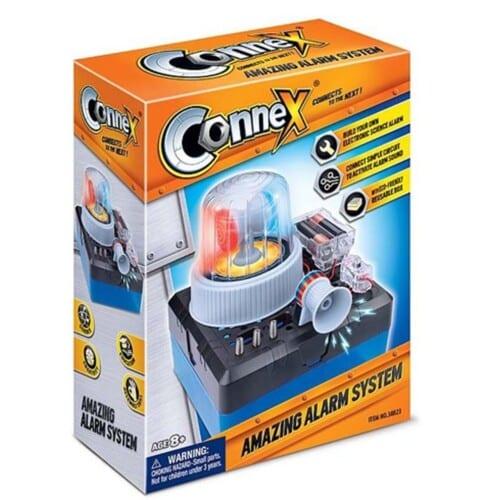 Connex Amazing Alarm System