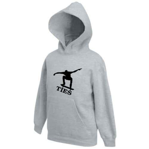 Hoodie met naam - Skate